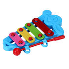 2 Colors Baby Kids 4-Note Xylophone Musical Toys Wisdom Developmental Baby Toys