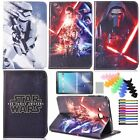 Star Wars The Force Awakens Case for Samsung Tablets Pu Stand Protective Cover $13.43 CAD