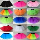 "PACK 10, 20, 50 NET TUTU, ELASTICATED 16-32"" WAIST, DANCE HEN COSTUME LADIES LOT"