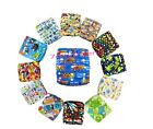 New one size Baby Cloth Washable Reusable Nappy Pocket Diaper with Insert UK