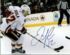 Jarome Iginla Pittsburgh Peguins Flames Signed Autographed 11x14 Photo LOM COA