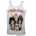 Glam Metal T-shirt Vest Hard Rock Festival Graphic Top  All Sizes