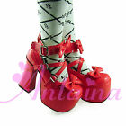 Lolita Tea Party Badydoll Sweet Bows Laces Shoes 2002-12 Custom made