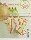 From UK Sewing Pattern Maxi Bag & Mini Bag #110