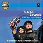 Rally Run: Laconia Laminated Map for Motorcyclists [Sep 01, 2006] MAD Maps