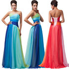 Maxi Formal Wedding Ball Gowns Festival Party Prom Bridesmaid Long Evening Dress