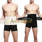 Men Waist Belly Tummy Slim Belt Girdle Cincher Underbust Corset Shapewear Burner