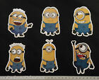 Minion Stickers 8 Styles Decals Car Bumper Laptop Skateboard Luggage Despicable