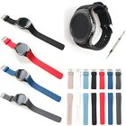 Sport Silicone Watch Band with Tool For Samsung Galaxy Gear S2 Classic SM R732