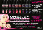 NUOVI COLORI LAYLA ONE STEP GEL NAIL POLISH SMALTO SEMIPERMANENTE