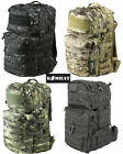 Army Combat Rucksack Military Day Pack Bag Molle Travel Surplus Backpack 40L New