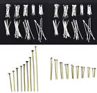 ❤ 900 pcs x Value MIXED Size HEAD PINS Choose Colour Craft Jewellery Making ❤