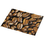 Microfibre Camera Lens Eyeglass Glasses Cleaning Cloth - Coffee Beans