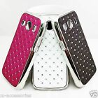 DIAMANTE BLING GLITTER BACK CASE COVER SKIN FOR SAMSUNG GALAXY J5 SM-J500F