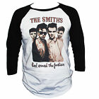 The Smiths T-shirt Baseball 3/4 Sleeve New Order Morrissey All Sizes