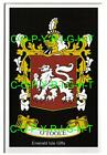 O'TOOLE Family Coat of Arms Crest - Choice of Mount or Framed