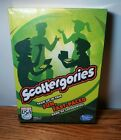 Hasbo Scattergories Board Game, Model Number A5226, Ages 13+