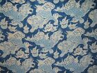 F. Schumacher Dragon Dance fabric by the yard Oriental novelty multi colors
