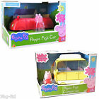 Peppa Pig Campervan Small Camper Van Playset With Figure or Family Car New Boxed