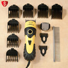 Pet Dog Cat Animal Electric Grooming Trimmer Clipper Hair Comb Professional Kit