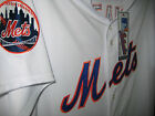 Majestic! New Tag Mike Piazza New York Mets #31 Throwback Dual Patch sewn Jersey