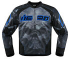 Icon Overlord Reaver Jacket Blue/Black