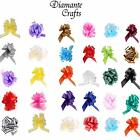 50mm Pull Bows - Large - Wedding Car Gift Wrap Decoration Floristry - 26 Colours