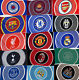 Official Football - Large Supporter FLAGS 5ft x 3ft - ALL CLUBS (Bullseye)