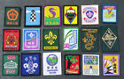 World Scouting - Hong Kong Scout Association District Badge Patch -Choice # A