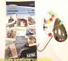 Sea Fishing Ready Made Rig  FLATFISH SPOON  RIGS  for Boat , Pier various sizes