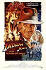Reproduction Movie Poster - Indiana Jones and the Temple of Doom
