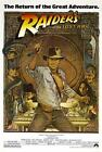 Reproduction Movie Poster - Indiana Jones and the Raiders of the Lost Ark