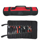 22 Pockets Repairing Tool Roll Bag Plier Screwdriver Carry Case Pouch Portable