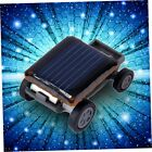 Mini Solar Powered Racing Car Vehicle Educational Gadget Kids Gift Toy UA
