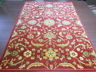 Safavieh Heirloom Red/Gold Floral Area Rug