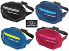 Travel Waist Fanny Day Pack Money Belt Bum Bag Holiday Festival Black Red Blue