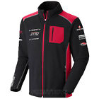 OEM Polaris Men's Black Red Top End Mock Jacket Long Sleeve Full Zip Size S-3XL