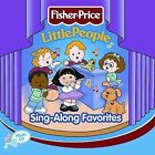 FREE US SH (int'l sh=$0-$3) USED,MINT CD Little People Fisher Price: Fisher Pric