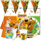 SCOOBY DOO Mystery Machine (Kids/Tableware/Cups/Plates/Napkins/Party) (UNIQUE)