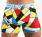 Abstract Smuggling Duds Boxer Briefs, Boxershorts, Boxer Trunks, Cotton Blend