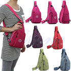 Unisex Crossbody Chest Bag Messenger Shoulder Travel Sling Backpack Hiking Sport