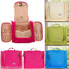 Travel Toiletry Wash Cosmetic Bag Makeup Storage Multifunction Hanging Grooming