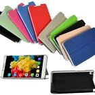"""Colorful PU Leather Stand Case Cover For 6.98"""" Lenovo PHAB PB1-750N Tablet+Film"""