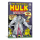 iCanvas Marvel Comics Hulk Issue Cover Graphic Art on Canvas
