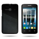 For ALCATEL One Touch Evolve 2 Case Slim Rubberized Back Phone Cover