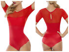 Moldeate 2097 waist-cincher Color Red
