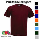 Fruit of the Loom Super Premium T-Shirts Premium Workwear Quality