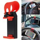Universal Car Steering Wheel Bike Clip Mount Holder For iPhone For Cell Phones