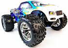 Bug Crusher Nitro Remote Control Truck RC Radio Car