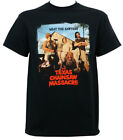 Authentic TEXAS CHAINSAW MASSACRE Meat The Sawyers T-Shirt S-2XL NEW